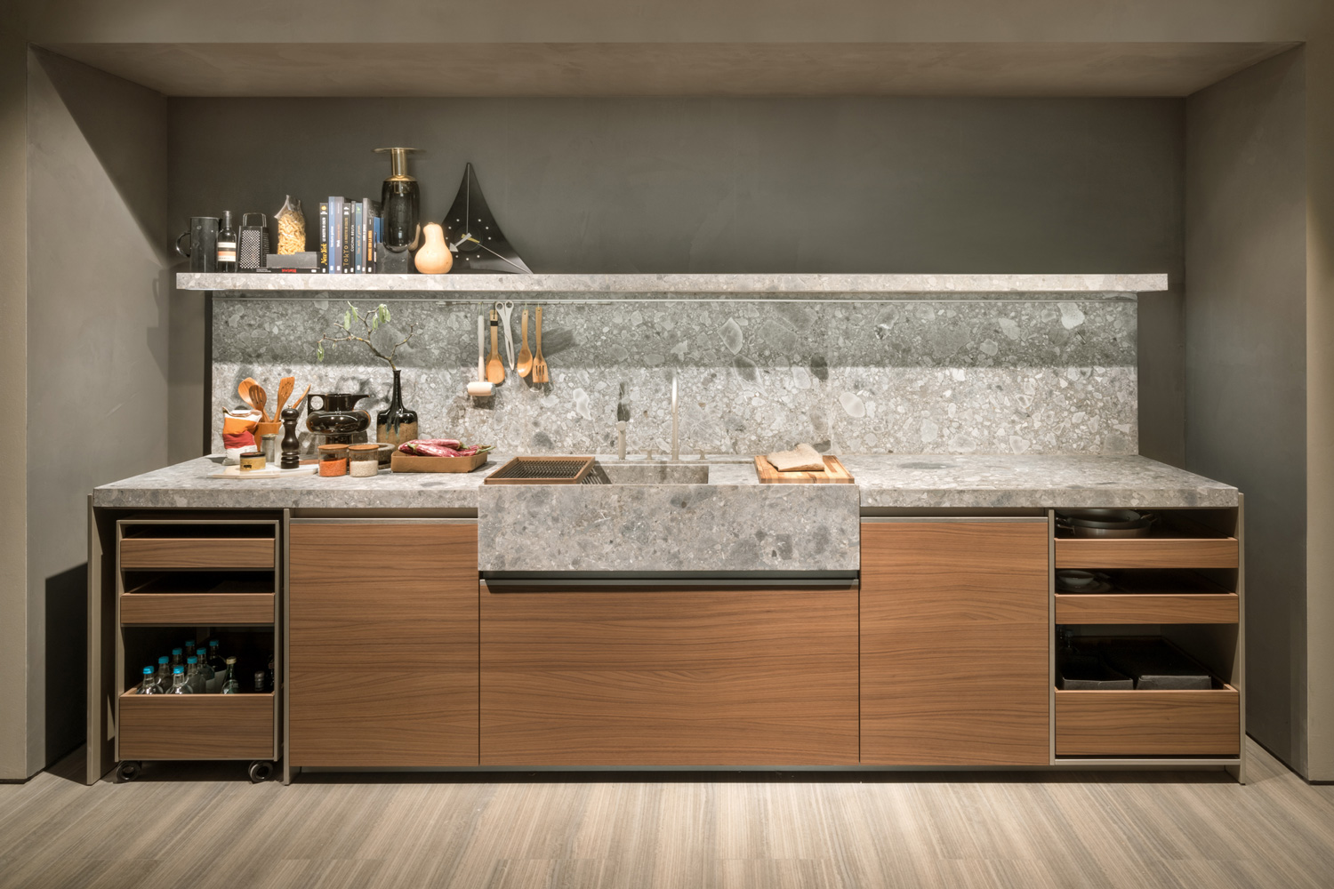 Appliances as Art and Other Kitchen Trends from Eurocucina 2016