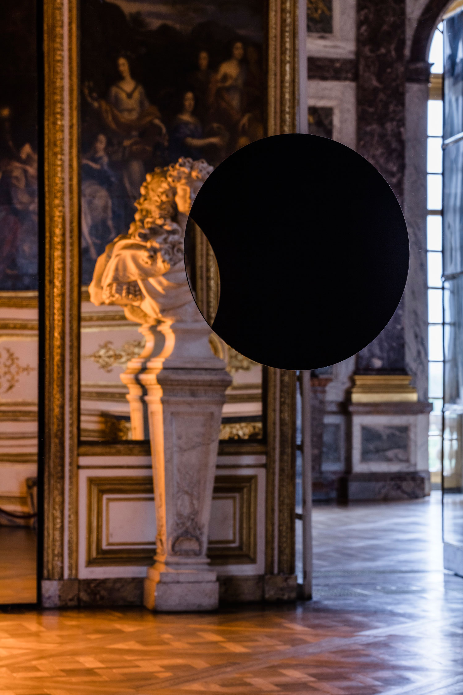 Olafur Eliasson At The Palace Of Versailles Yellowtrace