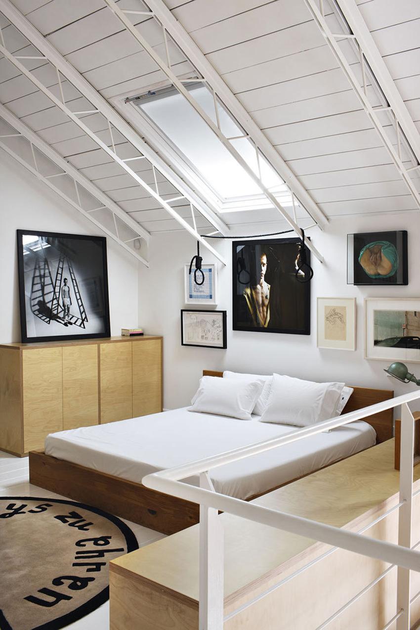 Delfin Postigo House in Madrid | Yellowtrace