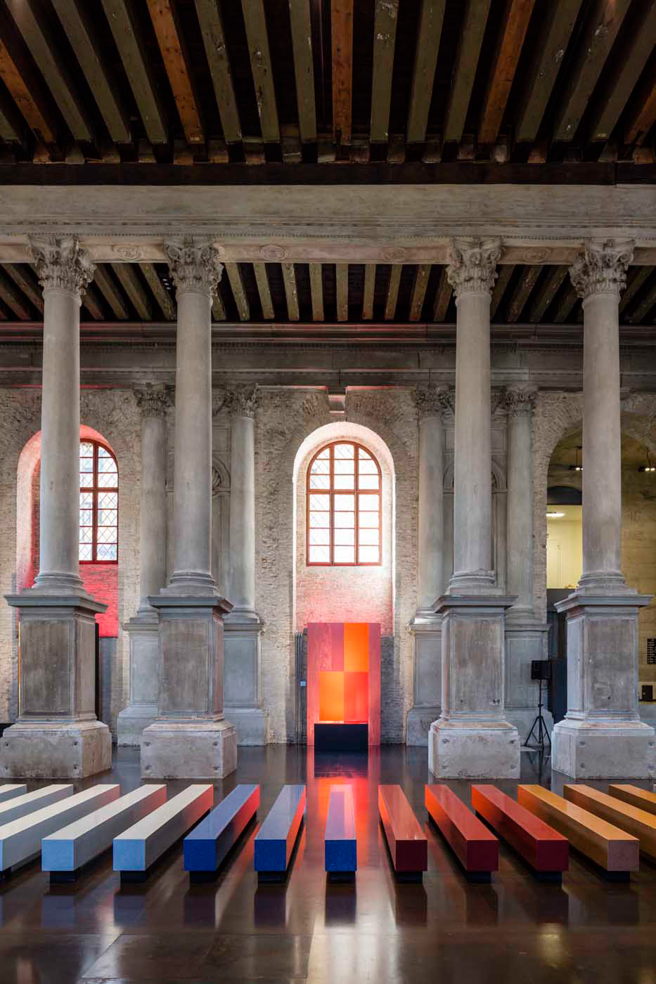 Designing the Complexity by Studio Marco Piva, Venice Architecture Biennale 2016   Yellowtrace
