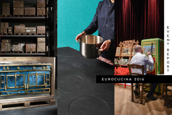 Kitchen Trends from Eurocucina 2016 | Yellowtrace