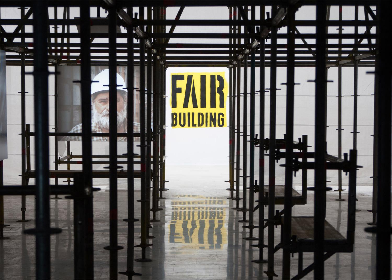 Fair Building Exhibition Installation Polish Pavilion   Yellowtrace