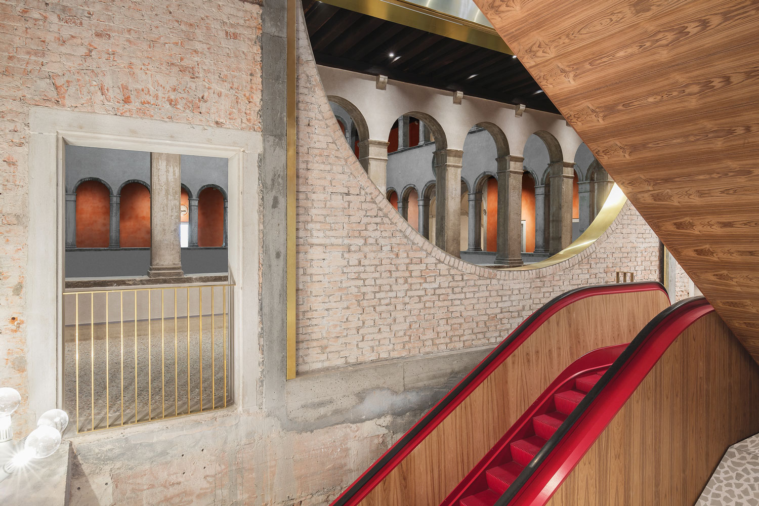 OMA's Restoration of Fondaco dei Tedeschi, Landmark Building in Venice | Yellowtrace