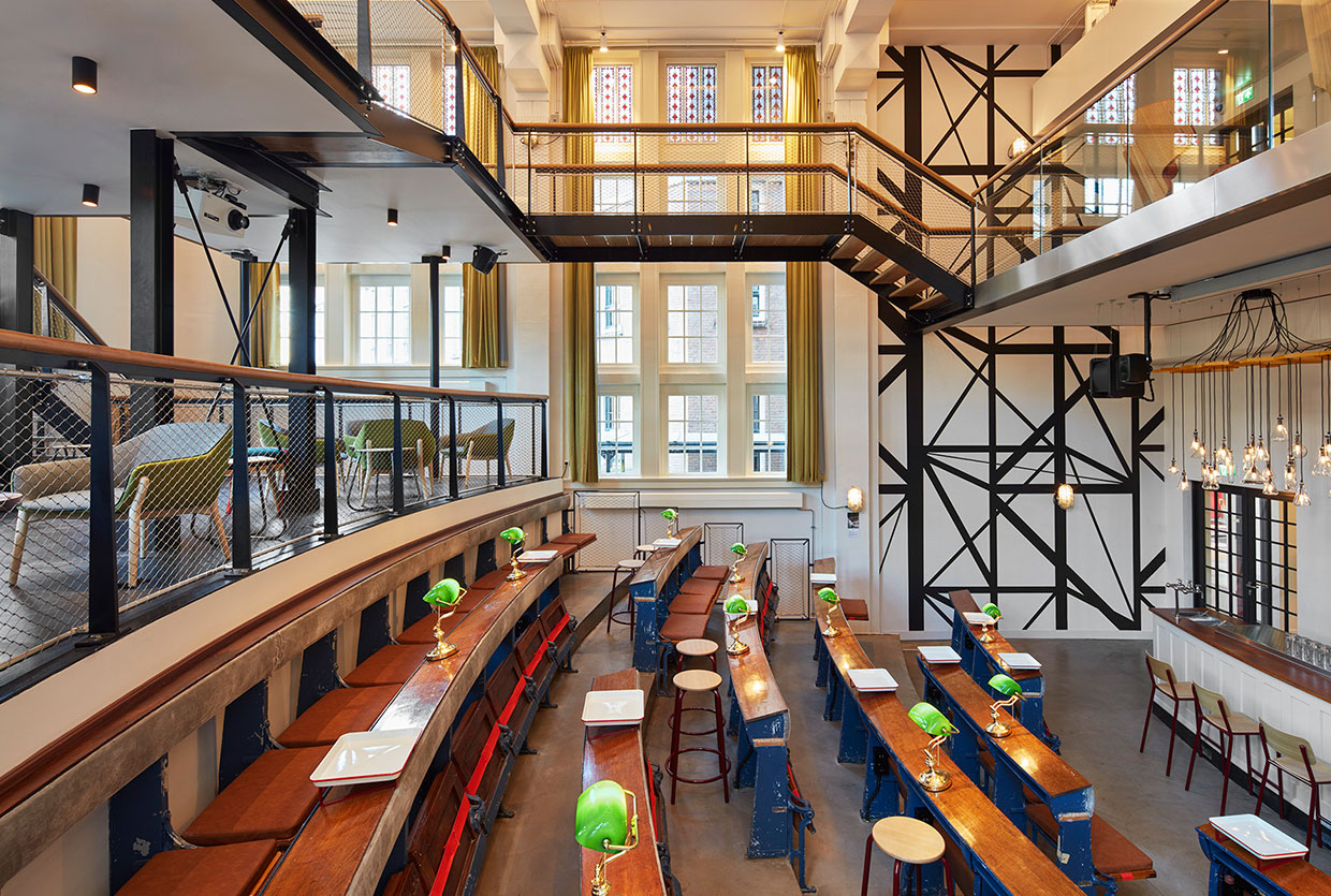 Generator amsterdam by designagency yellowtrace for Design agency amsterdam