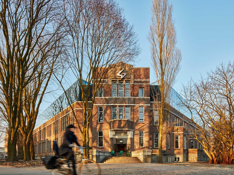 Generator Amsterdam by DesignAgency | Yellowtrace