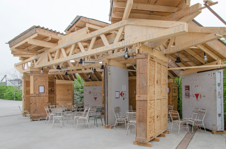 HangarBicocca, Studio Albori Sustainability | Yellowtrace