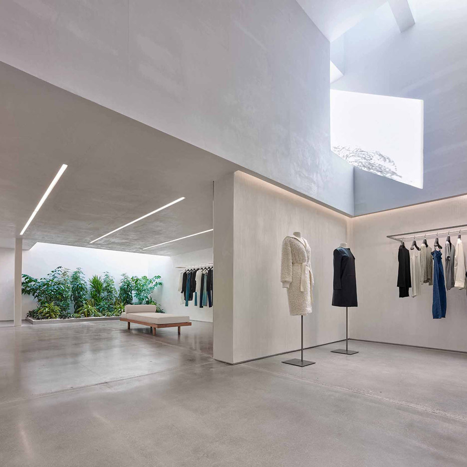 Tile Stores In California Helmut Lang Conc...