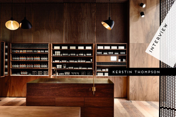 Interview: Melbourne-Based Architect Kerstin Thompson | Yellowtrace