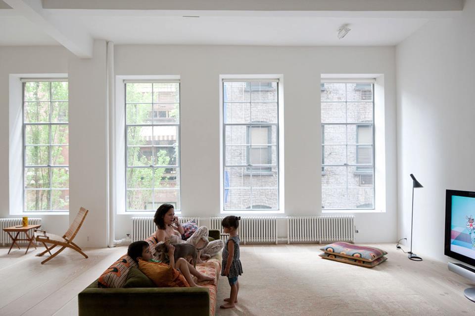 James Jebbia's Greenwich Village Loft in New York | Yellowtrace