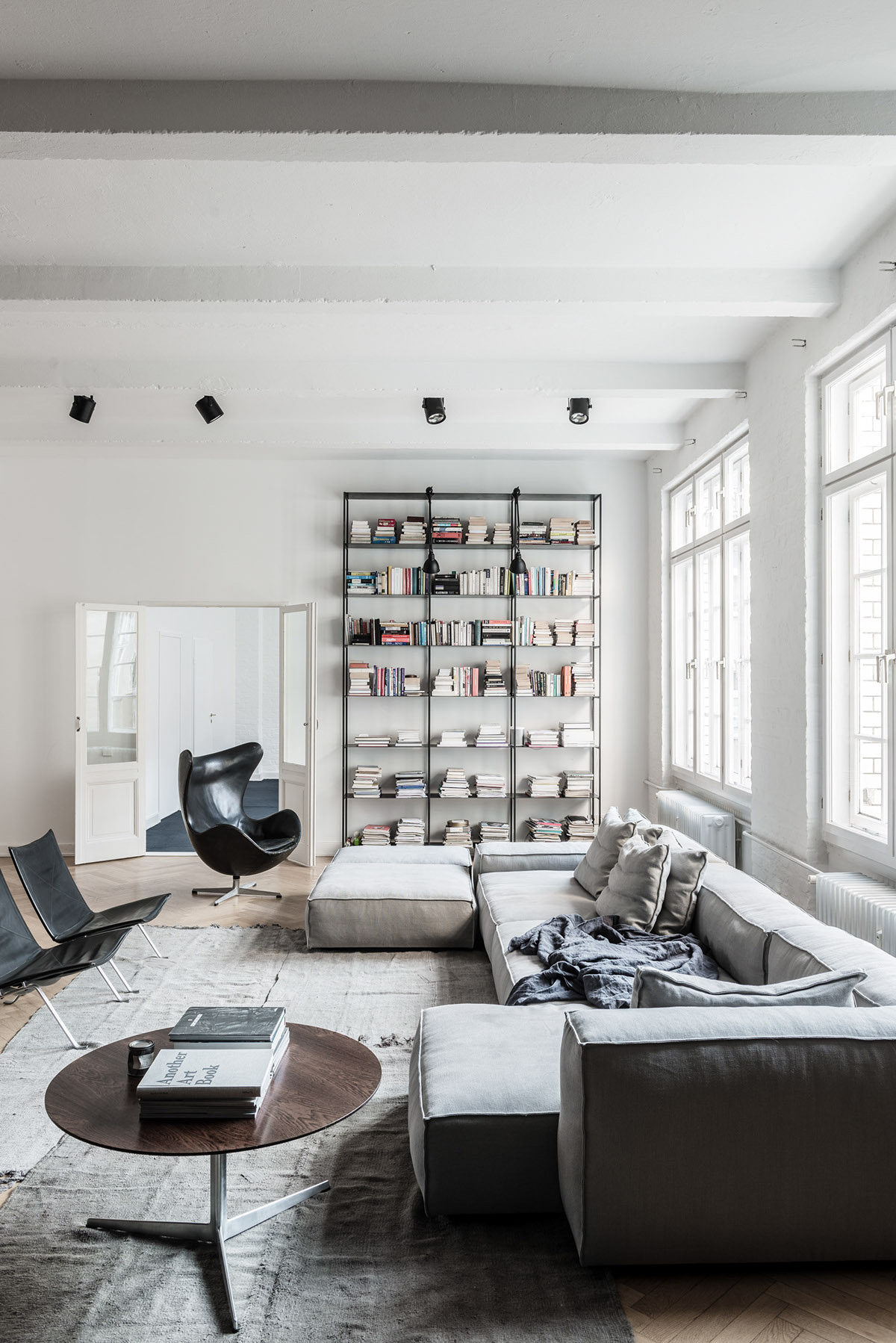 Loft Apartment & Studio in Berlin by Annabell Kutucu | Yellowtrace