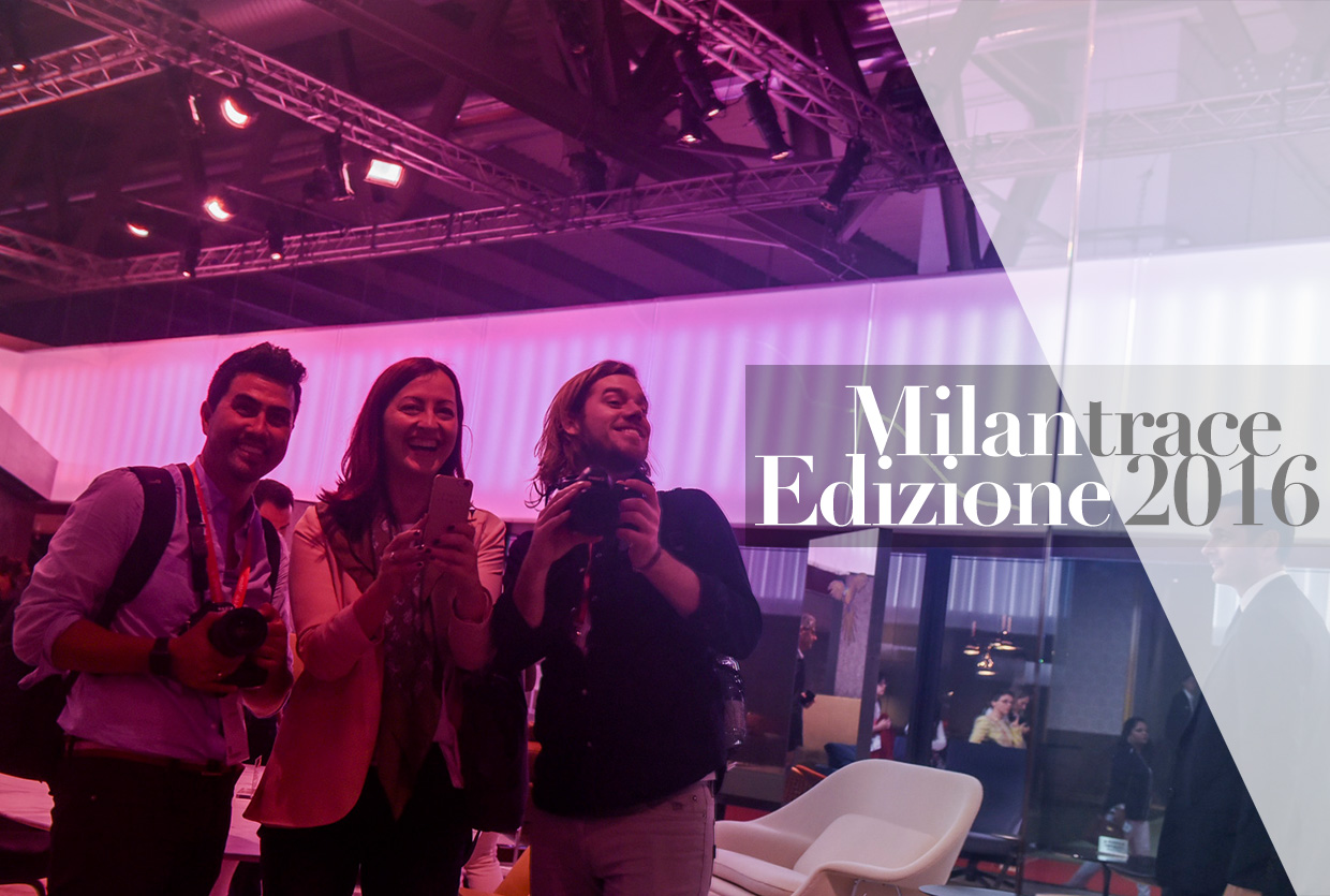 Video: Behind The Scenes with Tourismandhotels during Milan Design Week 2016 | #MILANTRACE2016
