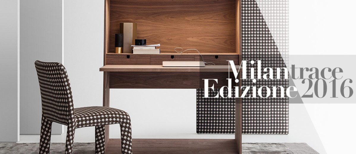 Best New Furniture at Salone Del Mobile.Milano 2016   #Milantrace2016