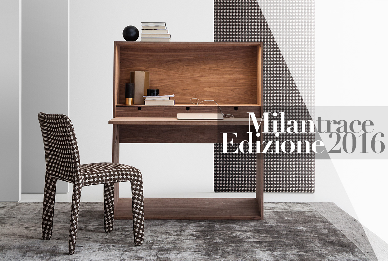 Best New Furniture at Salone Del Mobile.Milano 2016 | #Milantrace2016