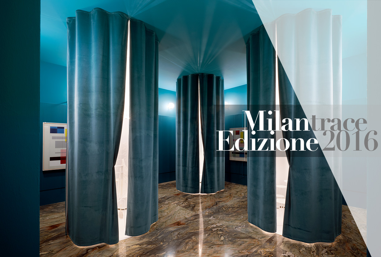 Rooms (Stanze): Novel Living Concepts at La Triennale di Milano | #MILANTRACE2016