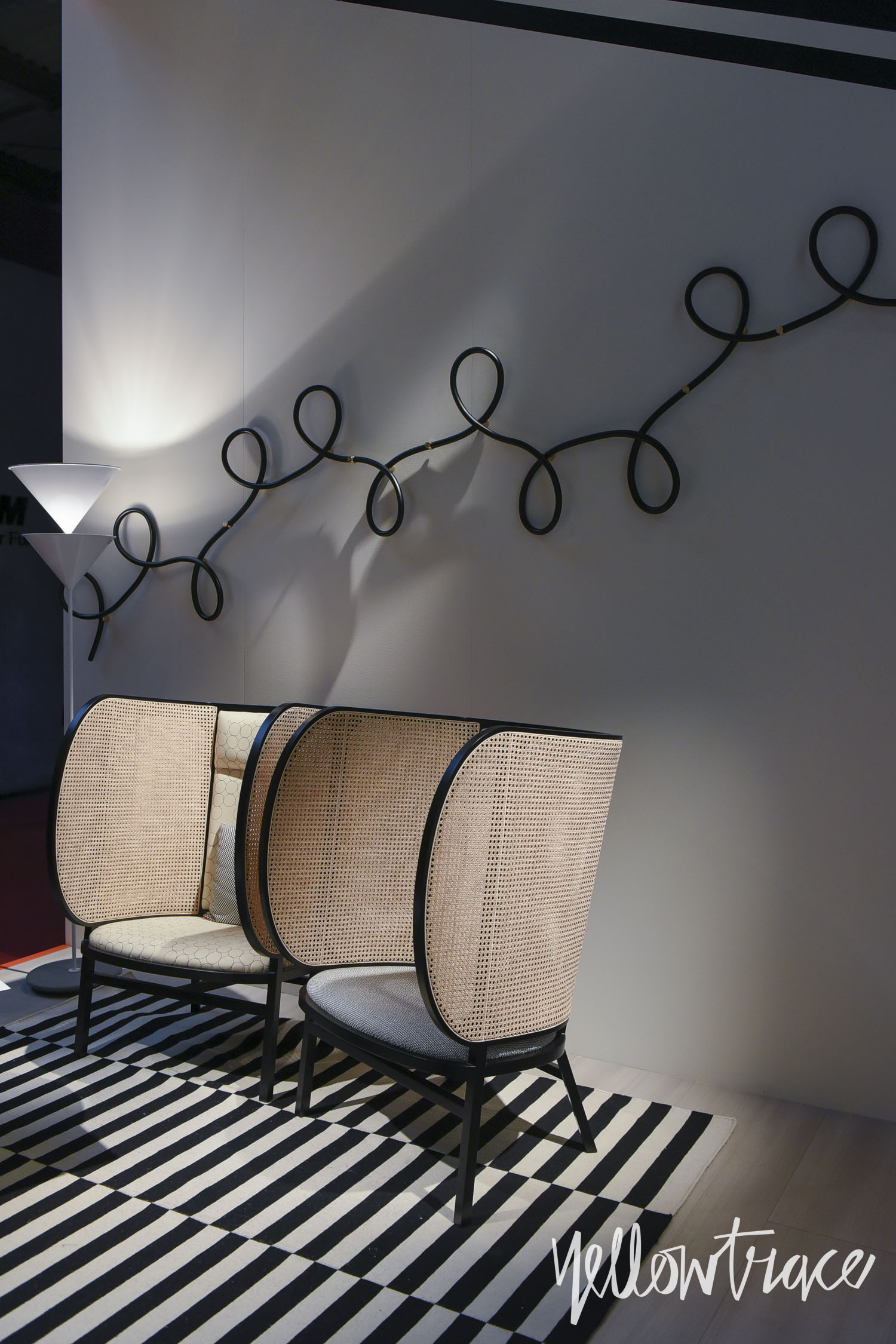 Gebr der thonet vienna at salone del mobile milano 2016 for Salone del mobile 2016 highlights