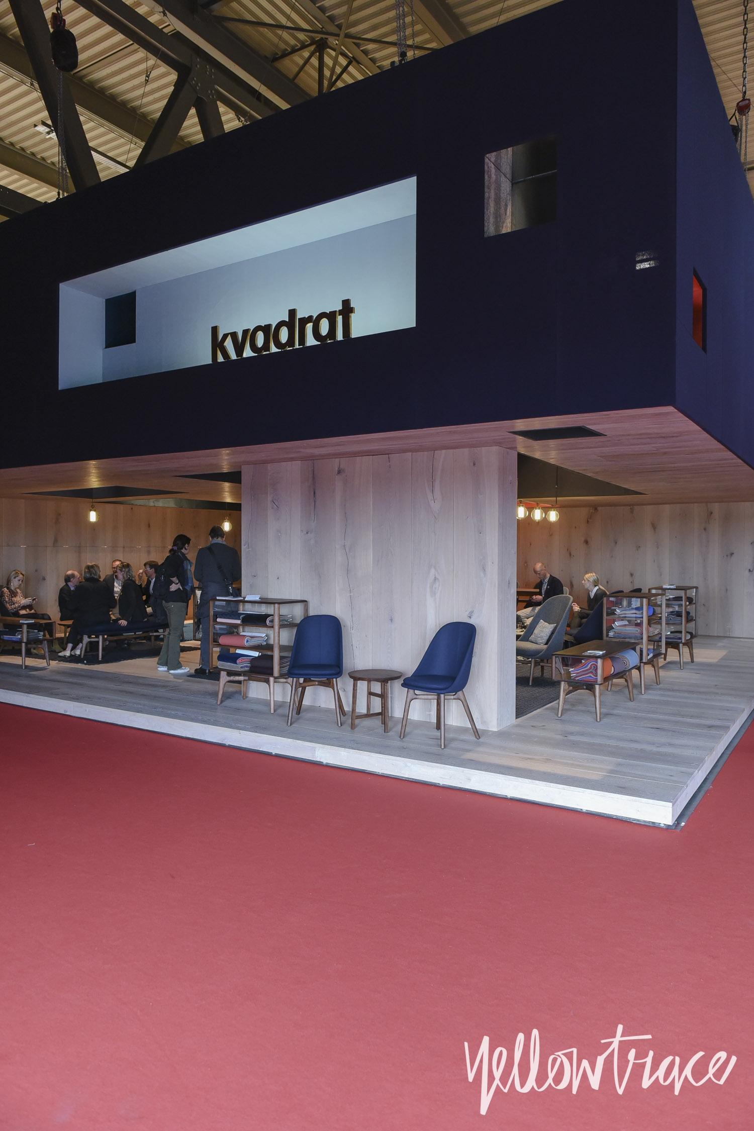 Kvadrat at salone del mobile milano 2016 photo nick for Mostra del mobile milano