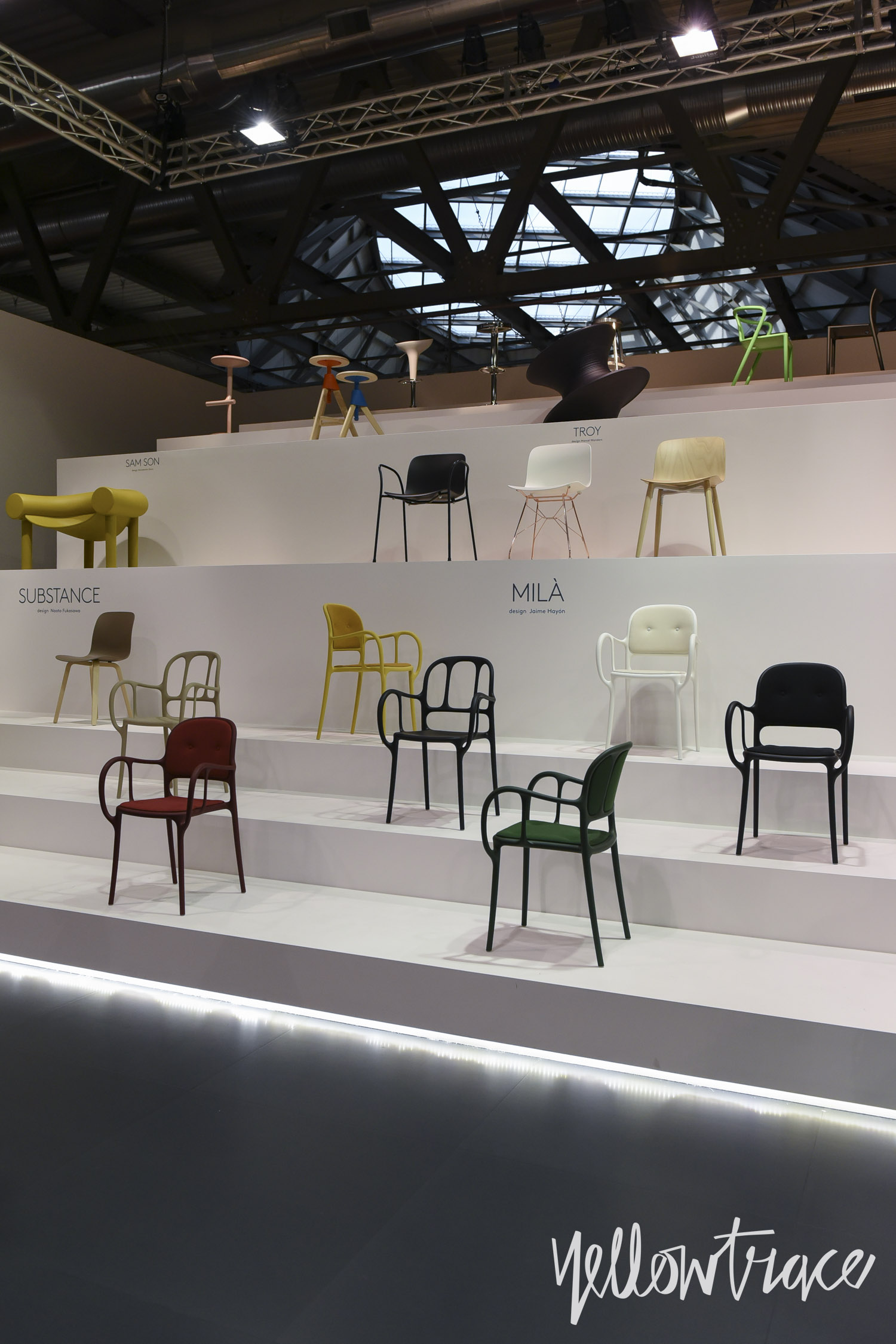 Magis at salone del mobile milano 2016 photo nick for Fiera mobile milano 2016