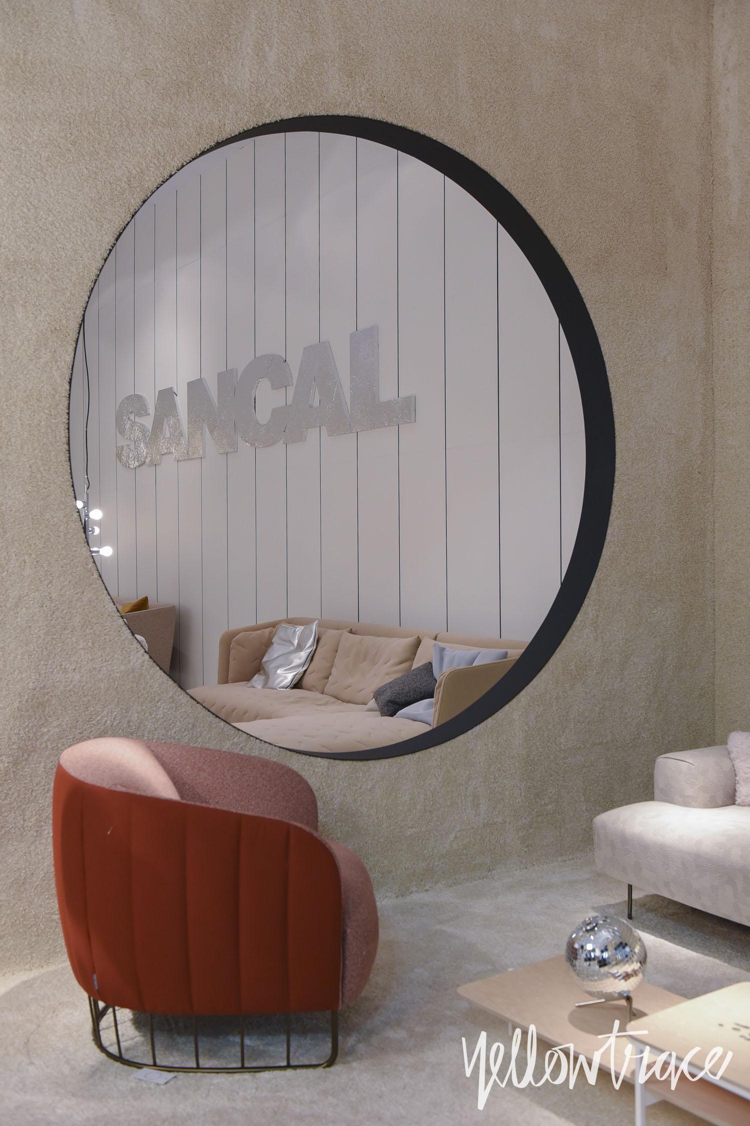 Sancal at Salone del Mobile Milano 2016, Photo © Nick Hughes/ Yellowtrace   #MILANTRACE2016