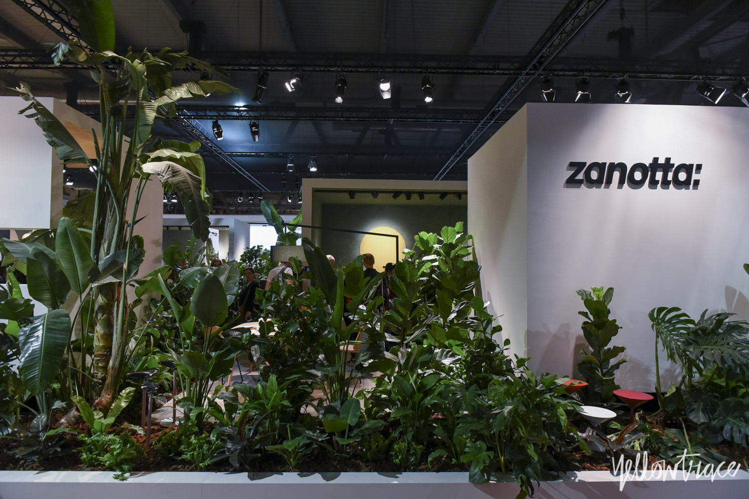 Zanotta at salone del mobile milano 2016 photo nick for Fiera mobile milano 2016