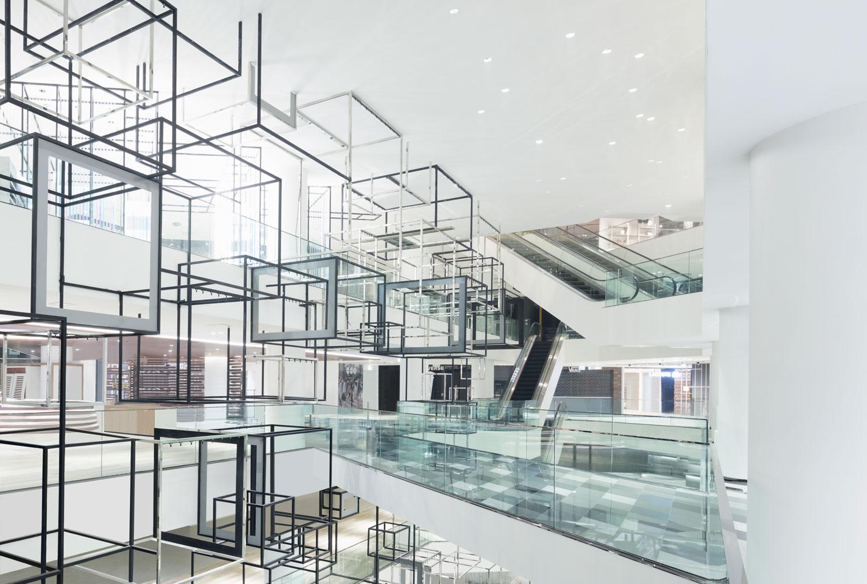 Nendo Designs 'Siam Discovery' a Retail Complex in Bangkok, Thailand | Yellowtrace