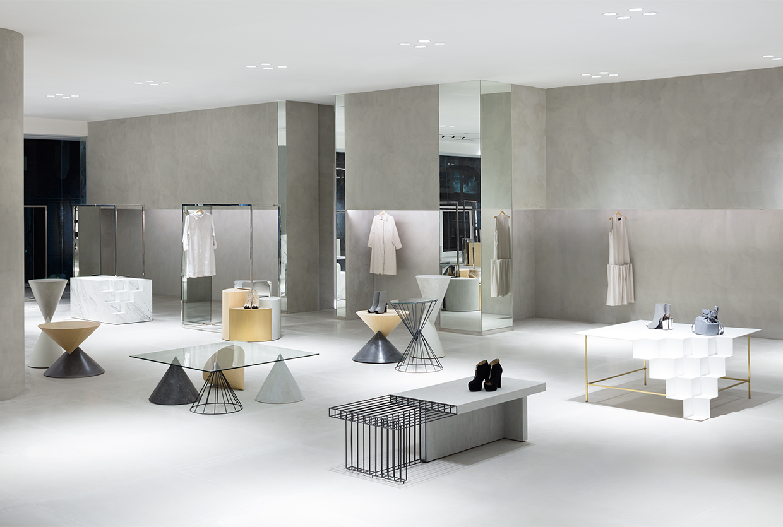Nendo Designs Siam Discovery A Retail Complex In Bangkok