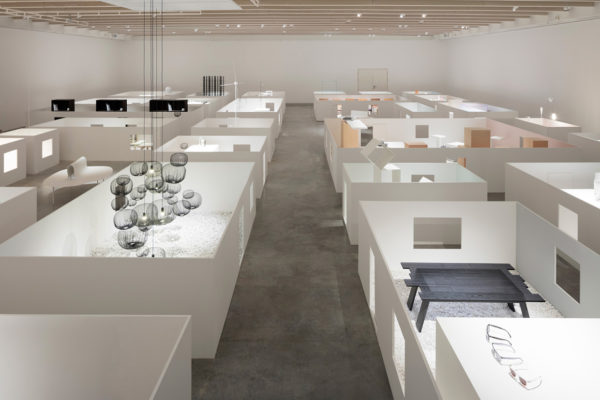 Nendo: The Space in Between Exhibition at Design Museum Holon in Israel, Upper Floor | Yellowtrace