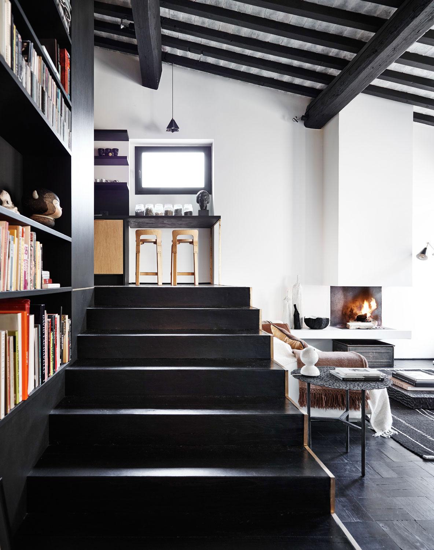 Raffaele Stella Brienza's Loft in Firenze, Italy | Yellowtrace