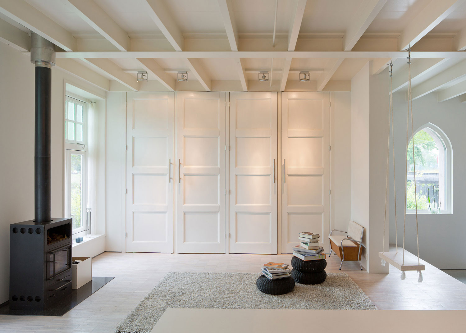 Ronald Olthof & Sofie Suiker's Home | Yellowtrace