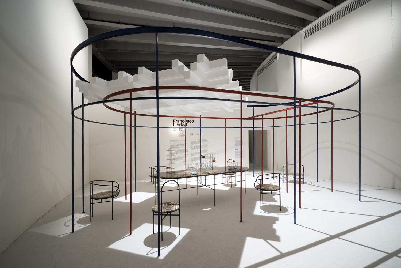 Studio Architettura Paesaggio Milano rooms. novel living concepts at la triennale di milano.