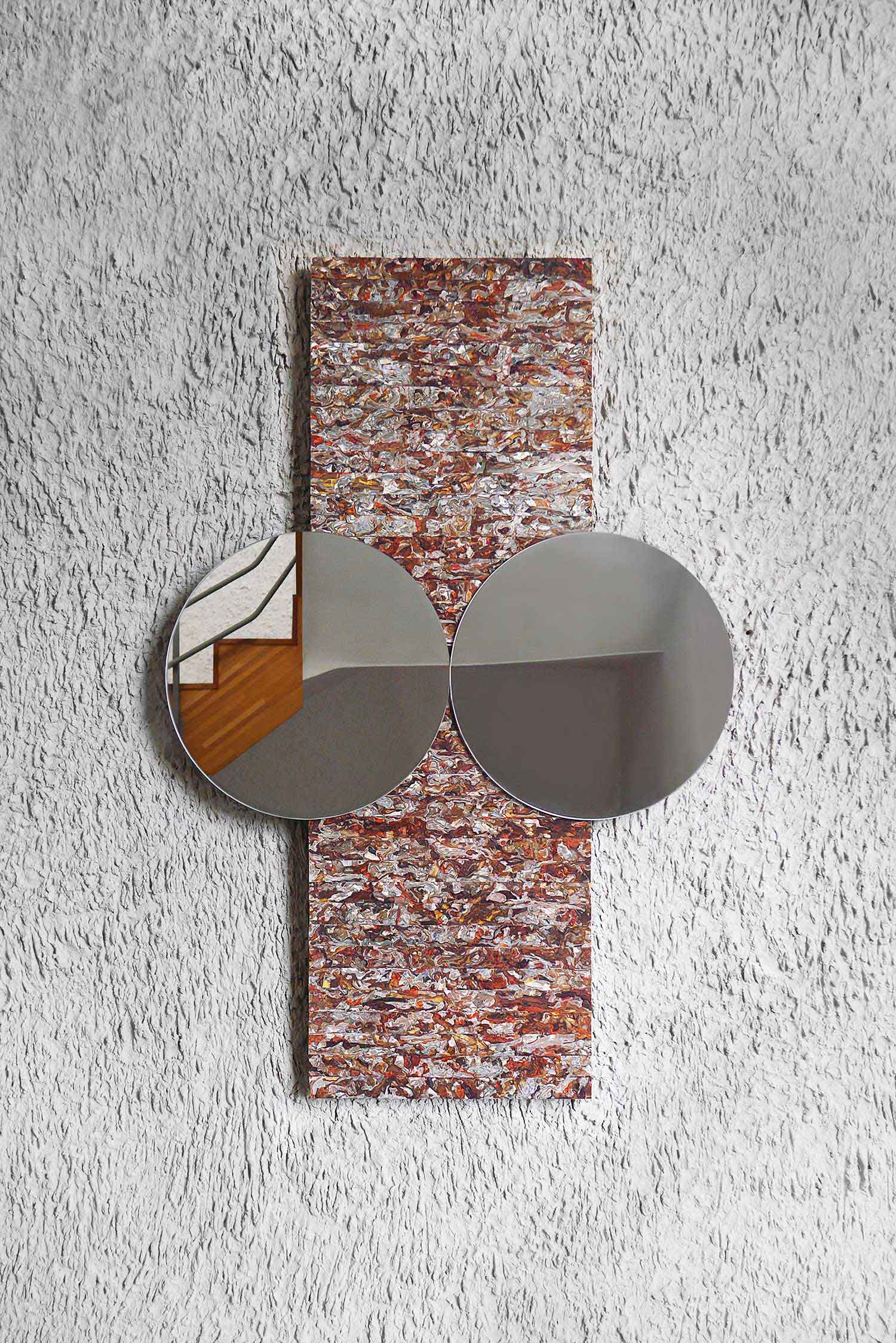 Structural Skin Mirror by Jorge Penadés | Yellowtrace