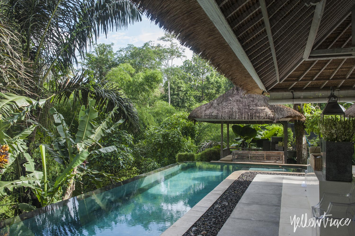 Villa Sungai Gold, Photo © Nick Hughes | Yellowtrace