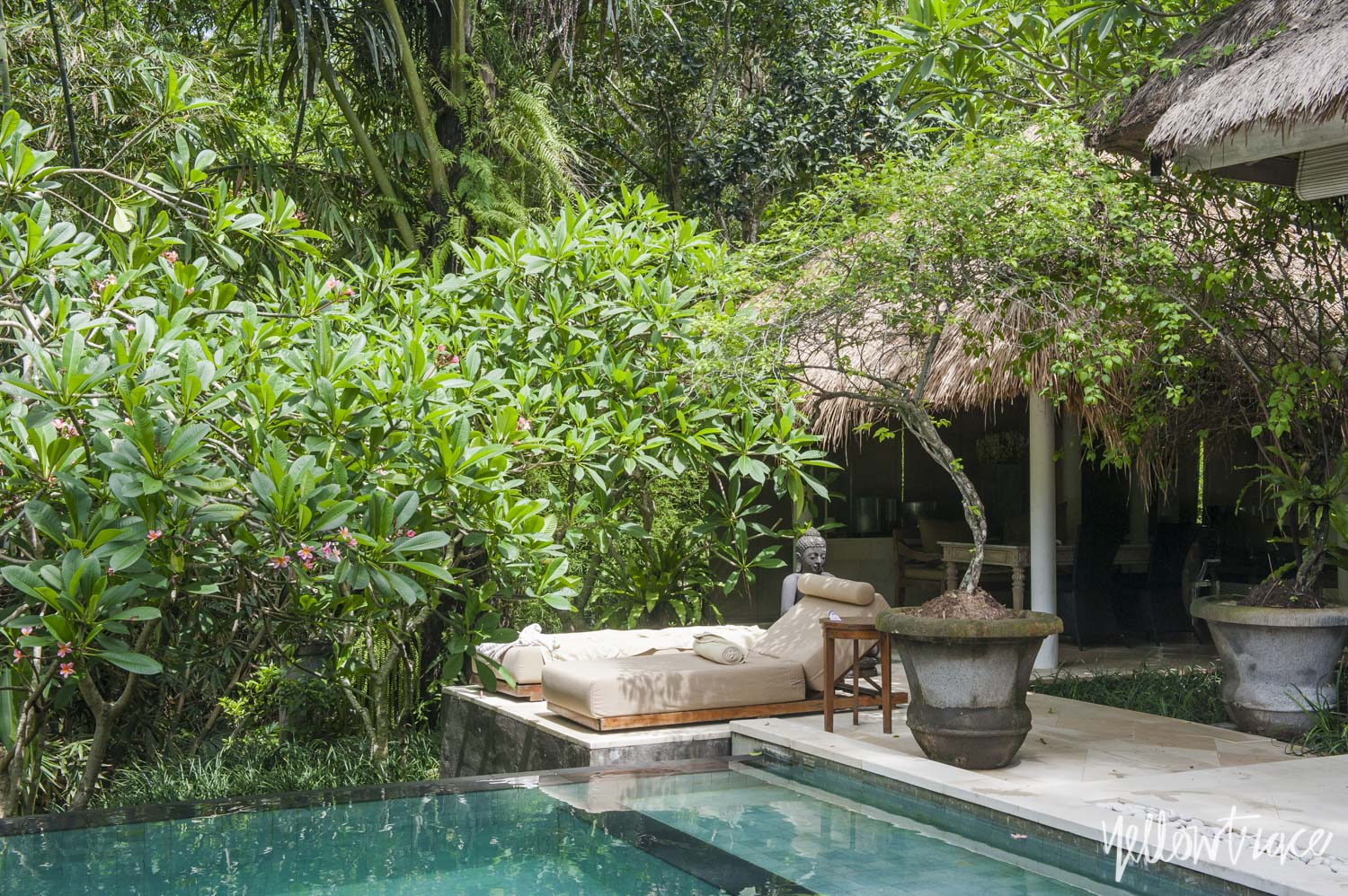 Villa Sungai Bali, Photo © Nick Hughes | Yellowtrace