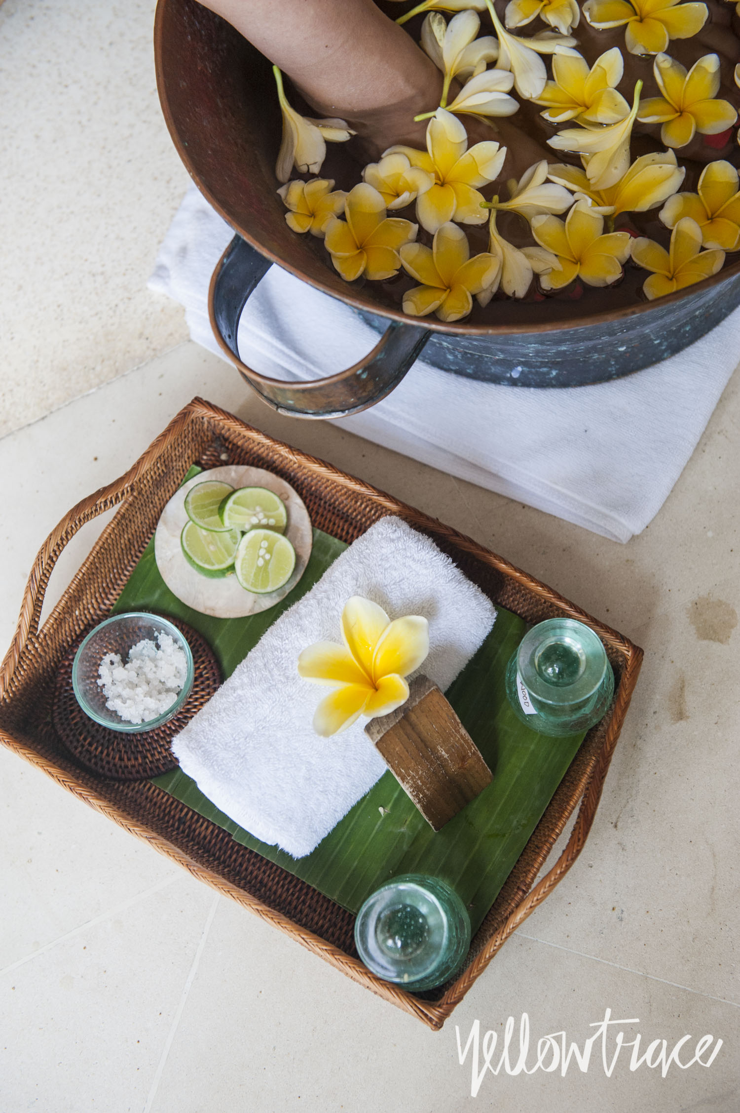 Villa Sungai Spa Treatment, Photo © Nick Hughes | Yellowtrace