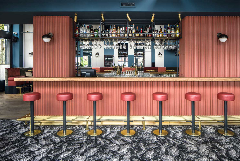 WALDECK Bar Designed by Framework in Amsterdamn | Yellowtrace