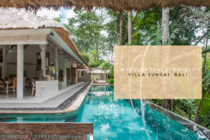 #YellowtraceTravels: Villa Sungai Bali