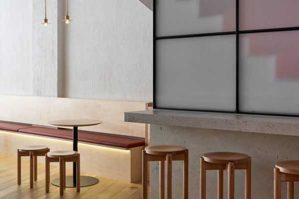 Yukie Snack Bar by P-E-K STUDIO | Yellowtrace