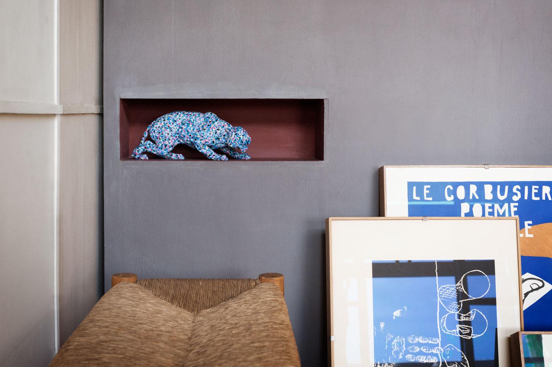 Alessandro Mendini At Le Corbusier 39 S Apartment N 50