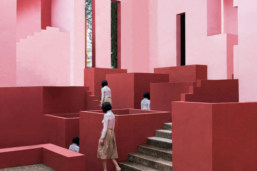 Architecture Meets Perfect Colour Palettes in June Kim & Michelle Cho's Captivating Images   Yellowtrace