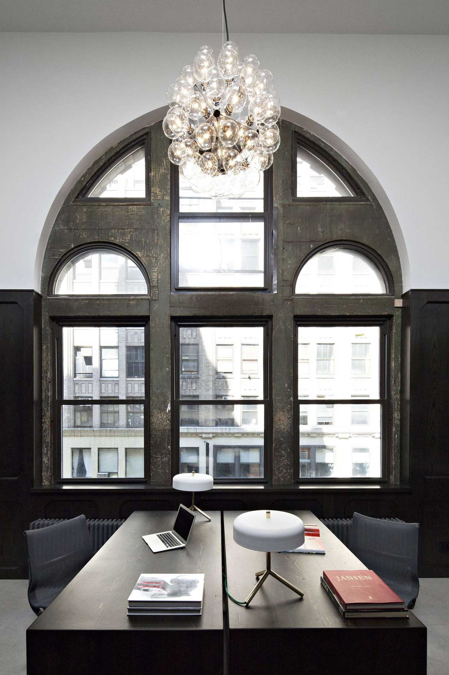 Architecture interior design nyc firehouse transformed into a cool town hq by rafael de cardenas architecture at large