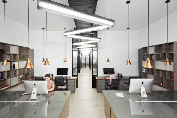 NYC Firehouse Transformed into a Cool-town HQ by Architecture At Large | Yellowtrace