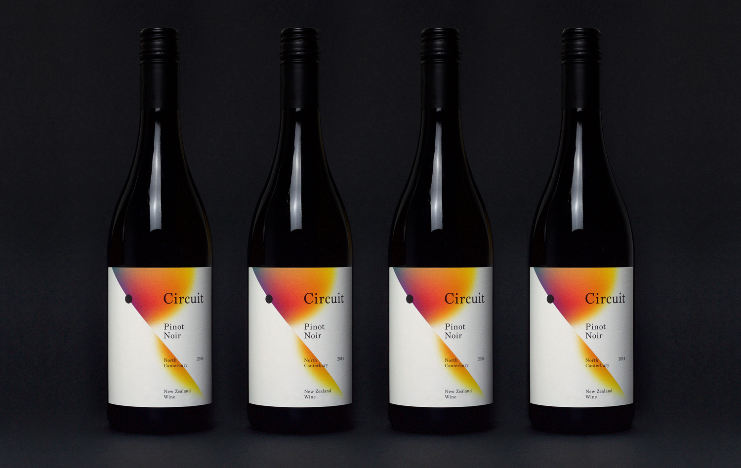 Circuit Wine New Zealand, Deign by Toko   Yellowtrace
