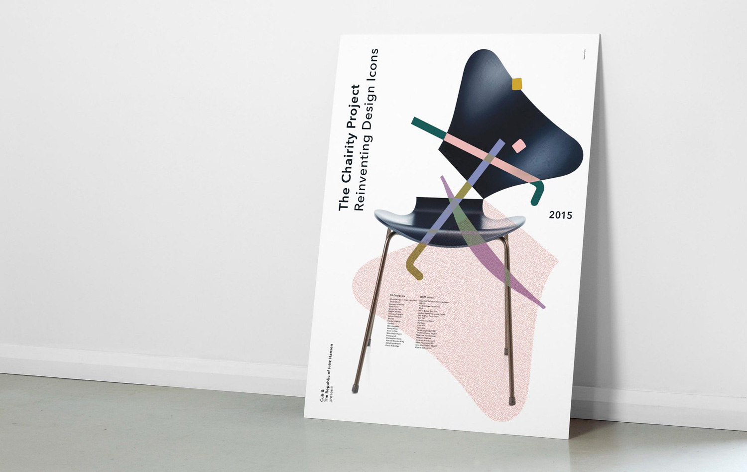 Cult Exhibition, Cult Exhibition Chair, Deign by Toko   Yellowtrace by Toko   Yellowtrace
