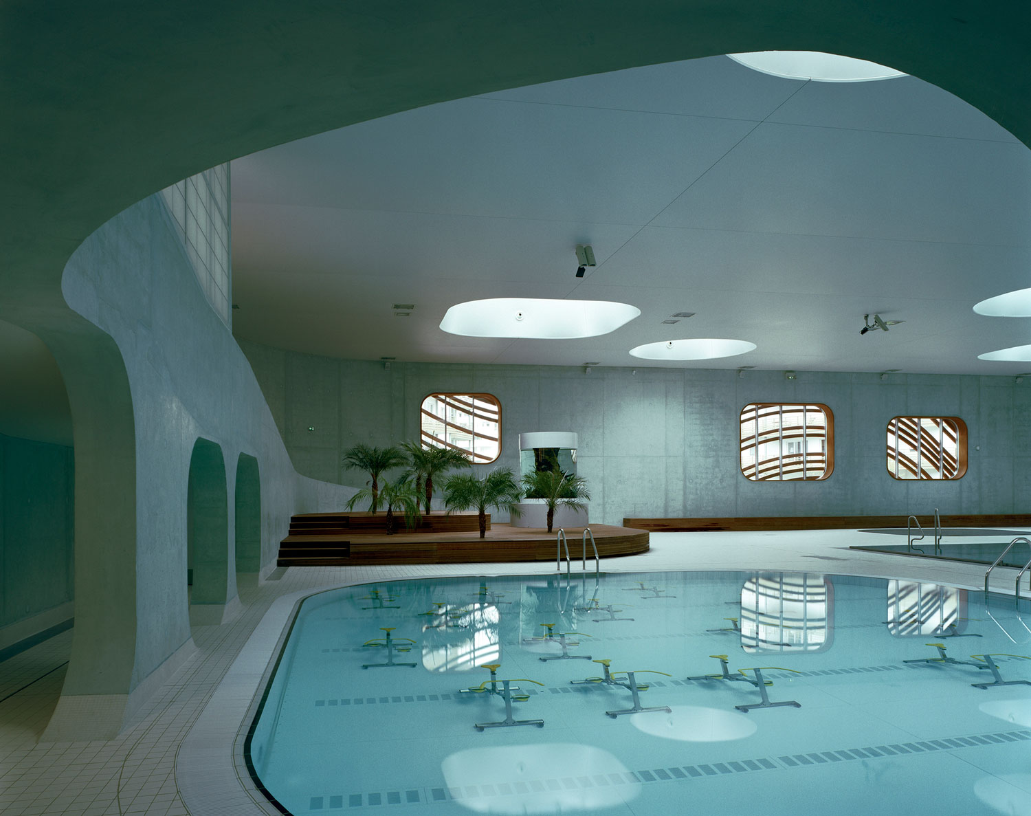 Feng Shui Swimming Pool by Mikou Studio | Yellowtrace
