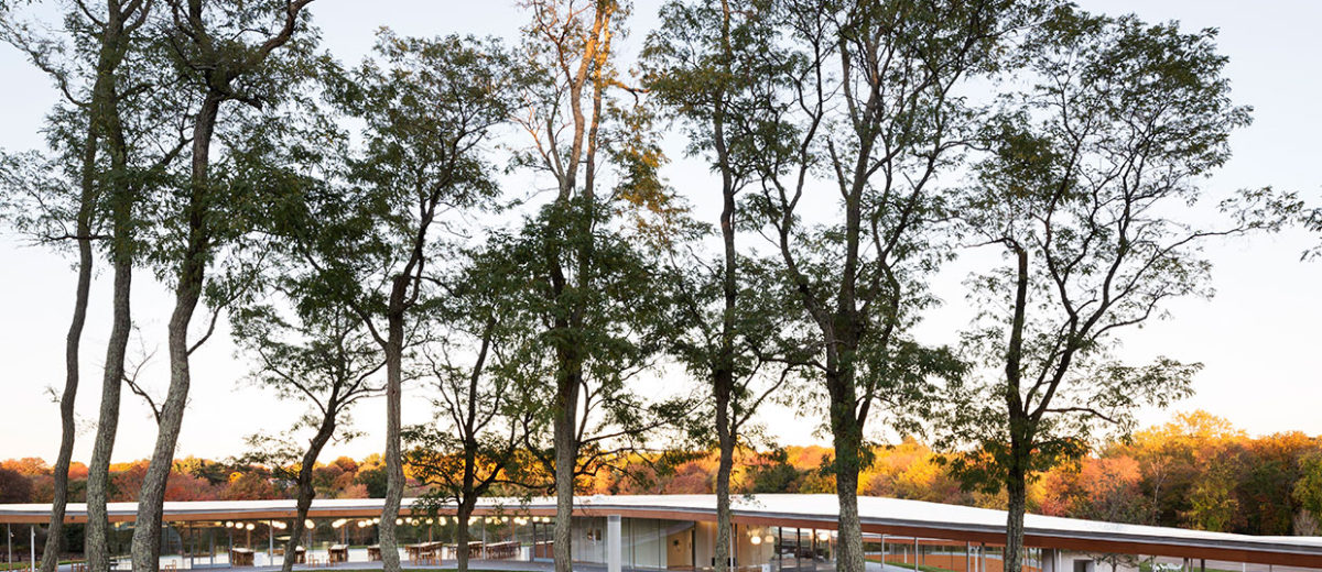 Grace Farms Pavilion by SANAA in New Canaan, USA   Yellowtrace