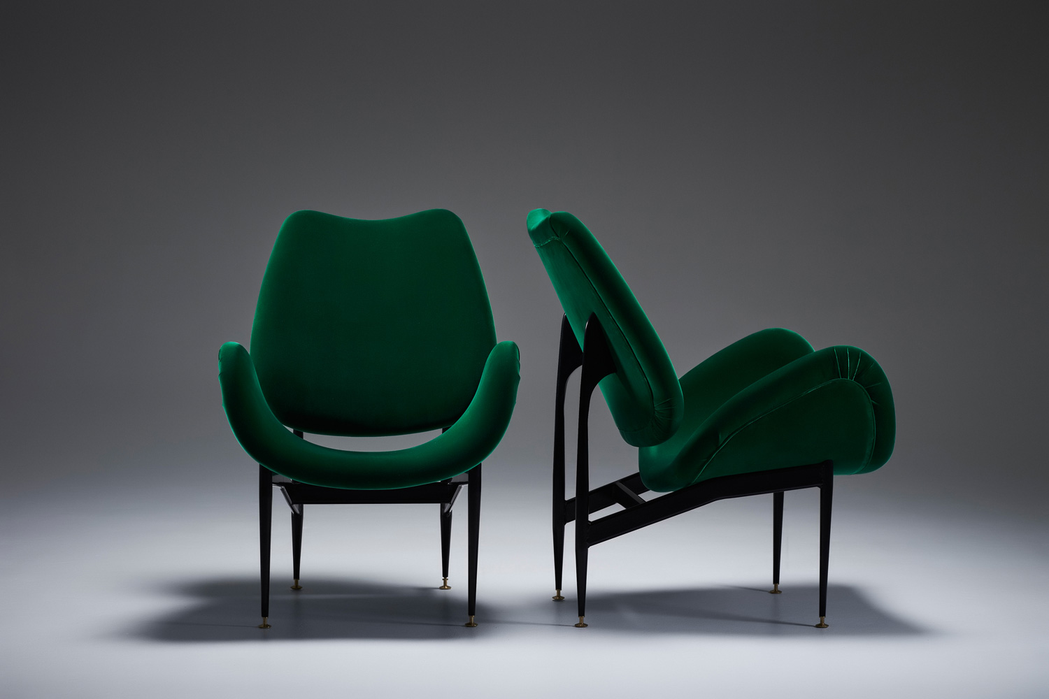 Featherston Scape Armchair Pair | Yellowtrace