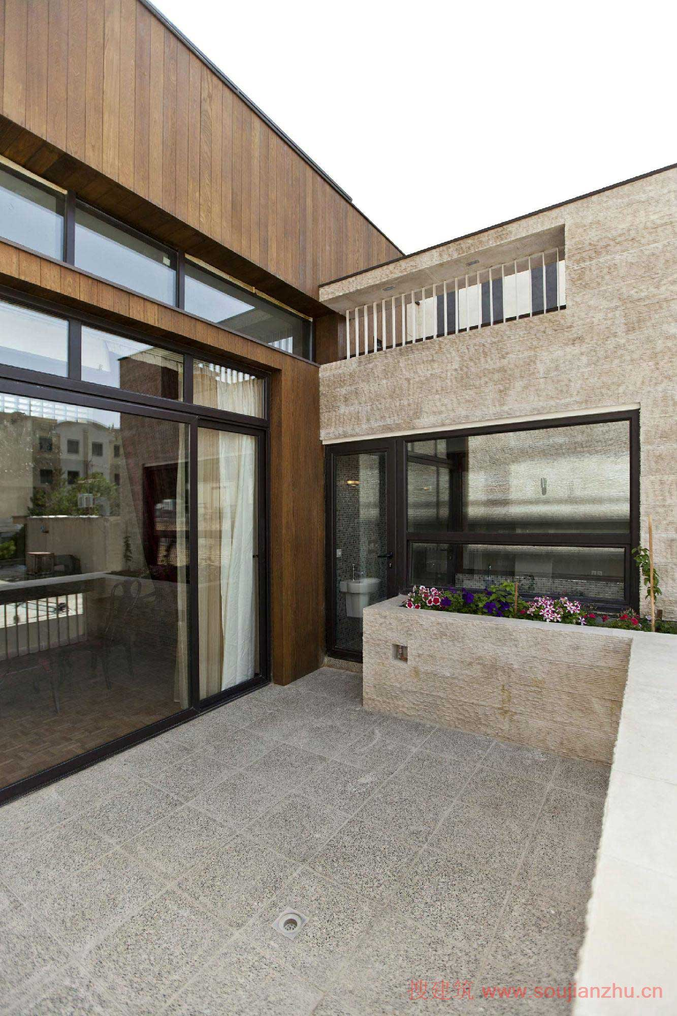 architectural design office. House In Isfahan By Logical Process Architectural Design Office | Yellowtrace
