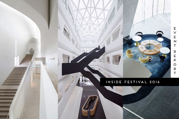 INSIDE World Festival of Interiors 2016 | Yellowtrace