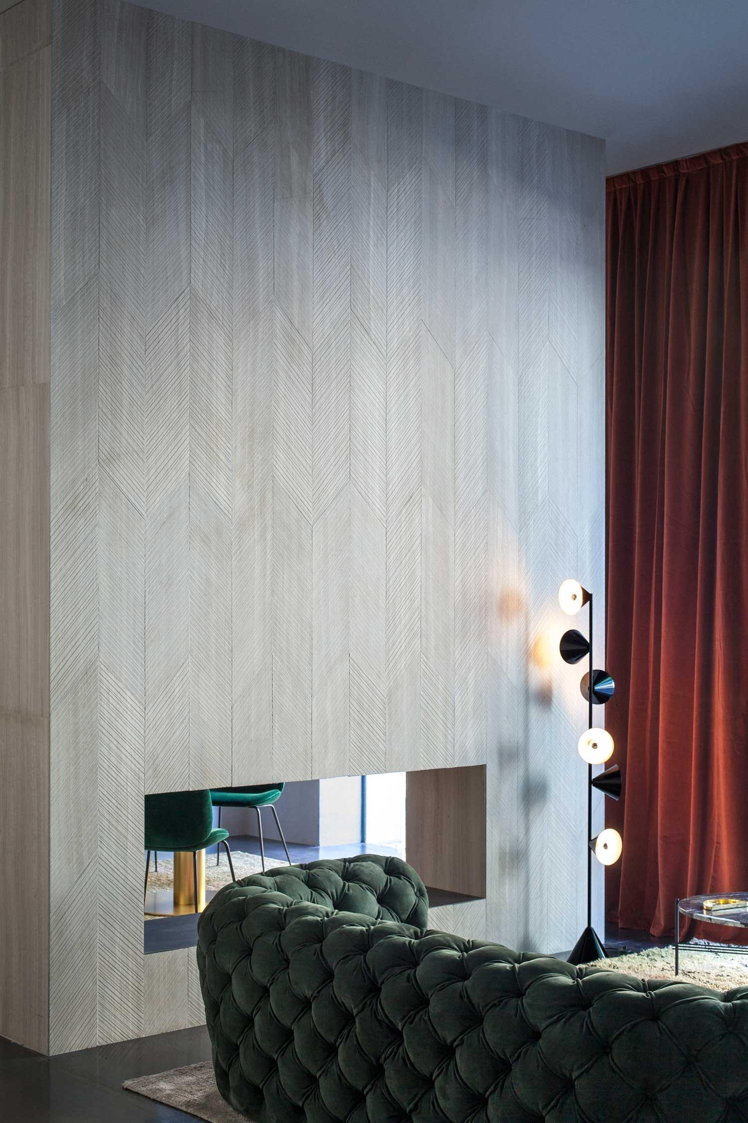 Spotti Milano has revealed their renovated space