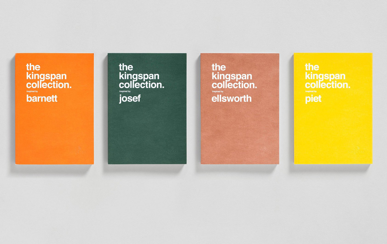 Kingspan Branding Print, Deign by Toko   Yellowtrace