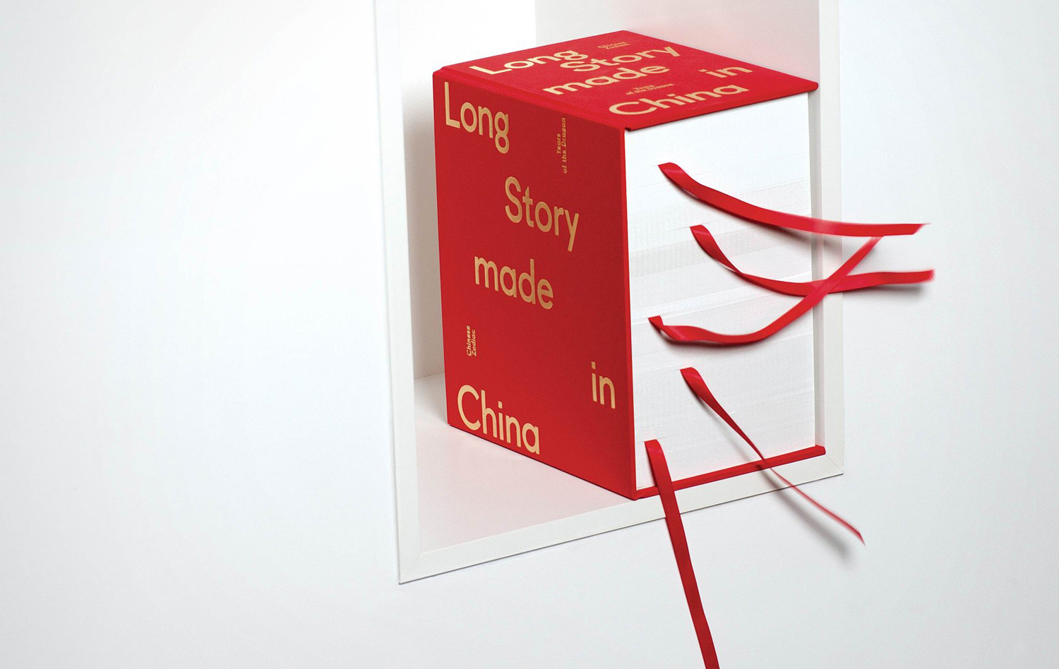 Long Story China, Deign by Toko | Yellowtrace